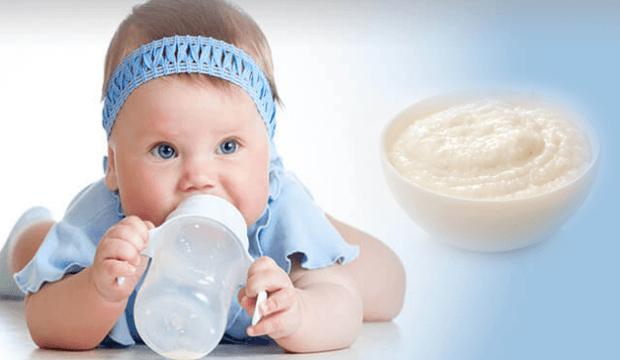 Pirinç Unu Biberon Maması Nasıl Yapılır